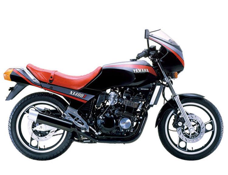 XJ400Z