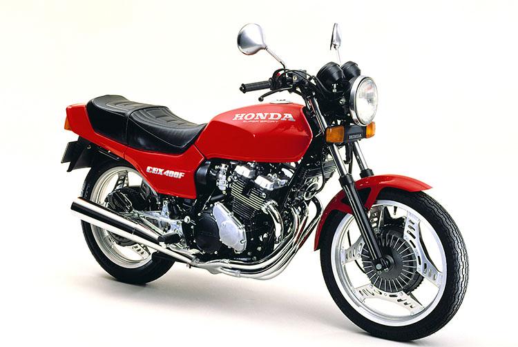 CBX400F